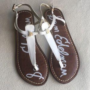 "Girls sz 4 Sam Edelman sandals, ""Gigi Charm"""